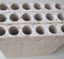 hollow chipboard