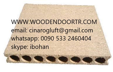 tubular chipboard