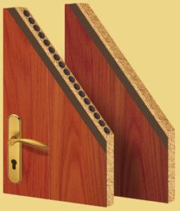 tubular door
